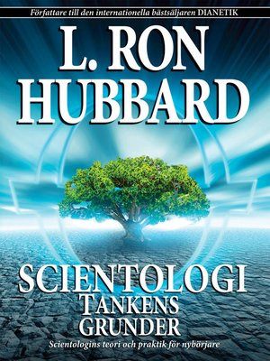 cover image of Scientology: The Fundamentals of Thought (Swedish)