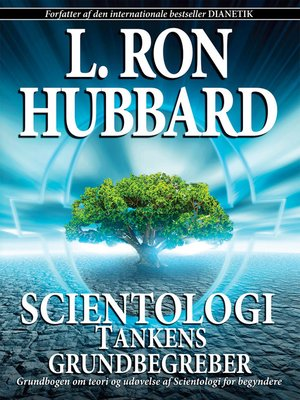 cover image of Scientology: The Fundamentals of Thought (Danish)