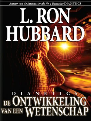 cover image of Dianetics: The Evolution of a Science (Dutch)