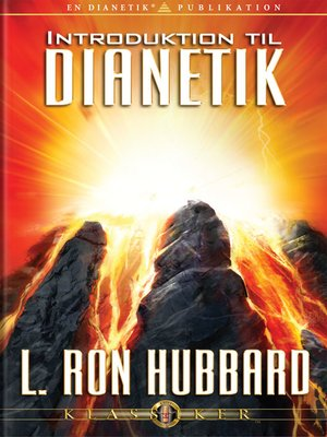 cover image of Introduction to Dianetics (Danish)