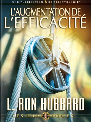 cover image of Increasing Efficiency (French)