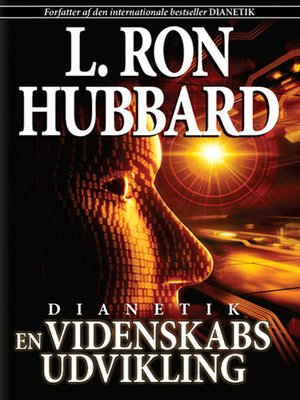 cover image of Dianetics: The Evolution of a Science (Danish)