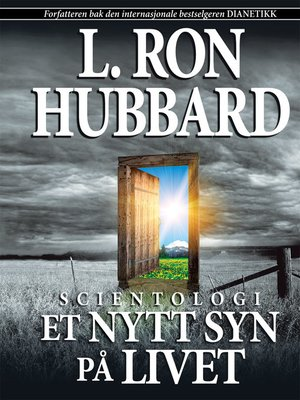 cover image of Scientology: A New Slant on Life (Norwegian)