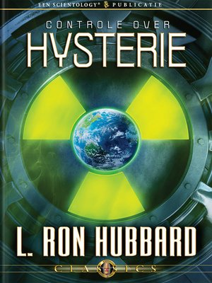 cover image of The Control of Hysteria (Dutch)