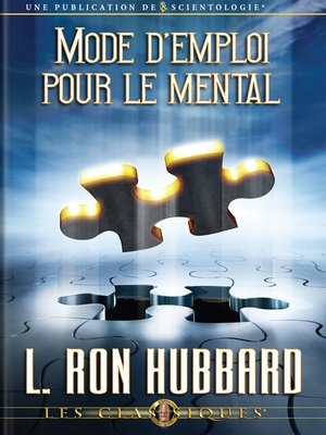 cover image of Operation Manual for the Mind (French)