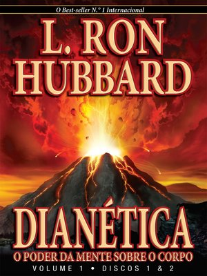 cover image of Dianetics: The Modern Science of Mental Health (Portuguese)