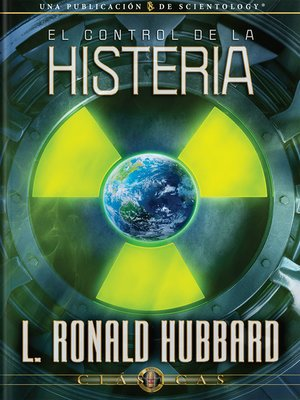 cover image of The Control of Hysteria (Spanish)