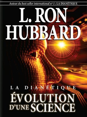 cover image of Dianetics: The Evolution of a Science