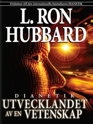 cover image of Dianetics: The Evolution of a Science (Swedish)