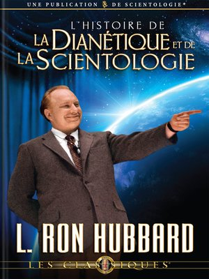 cover image of The Story of Dianetics & Scientology (French)