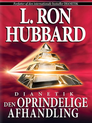 cover image of Dianetics: The Original Thesis (Danish)
