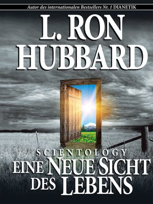 cover image of Scientology: A New Slant on Life (German)