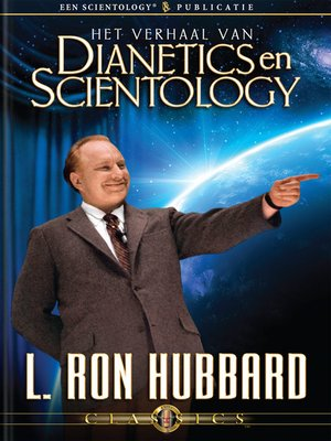 cover image of The Story of Dianetics & Scientology (Dutch)
