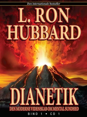 cover image of Dianetics: The Modern Science of Mental Health (Danish)