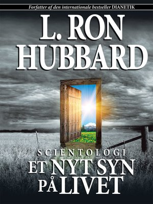 cover image of Scientology: A New Slant on Life (Danish)