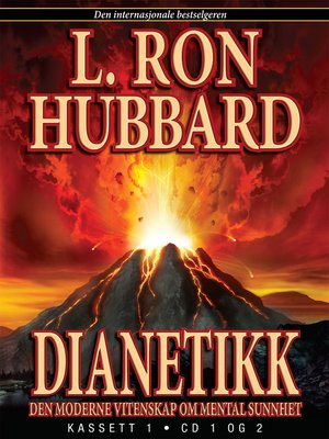 cover image of Dianetics: The Modern Science of Mental Health (Norwegian)