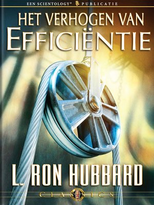 cover image of Increasing Efficiency (Dutch)