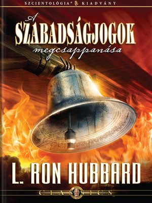 cover image of The Deterioration of Liberty (Hungarian)
