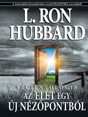 cover image of Scientology: A New Slant on Life (Hungarian)