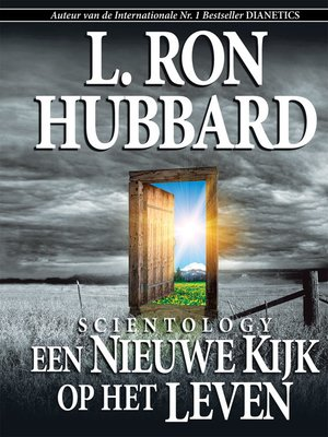 cover image of Scientology: A New Slant on Life (Dutch)