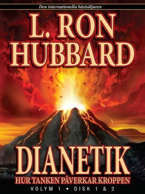 cover image of Dianetics: The Modern Science of Mental Health (Swedish)