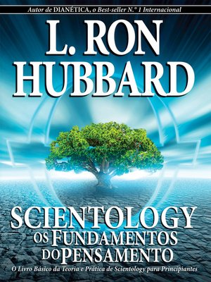 cover image of Scientology: The Fundamentals of Thought (Portuguese)