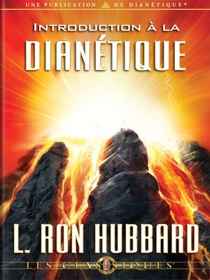 cover image of Introduction to Dianetics (French)