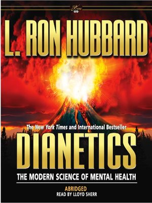 cover image of Dianetics The Modern Science of Mental Health Abridged English Edition
