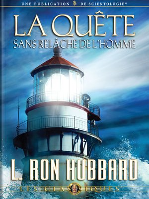 cover image of Man's Relentless Search (French)