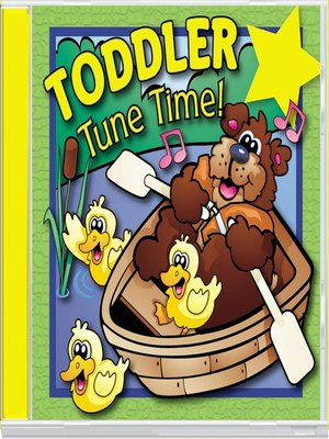 cover image of Toddler Tune Time