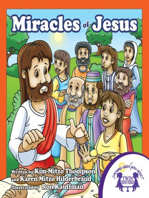cover image of Miracles of Jesus