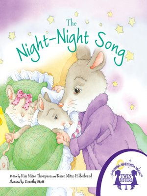cover image of The Night-Night Song
