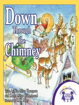 cover image of Down Through the Chimney