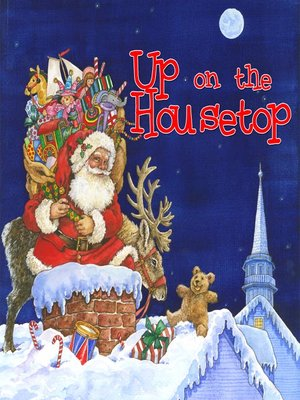 cover image of Up on the Housetop