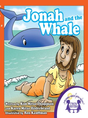 cover image of Jonah and the Whale