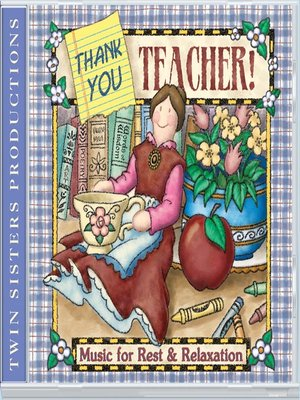 cover image of Thank You, Teacher