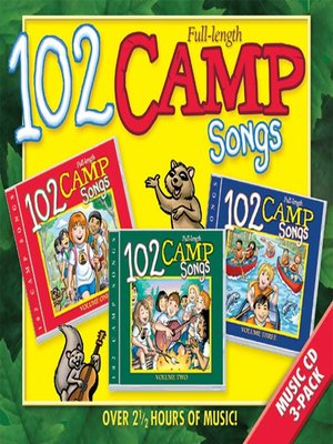 cover image of 102 Camp Songs