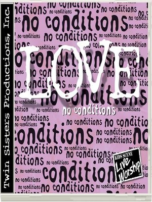 cover image of Love - No Conditions