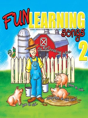 cover image of Fun Learning Songs, Volume 2