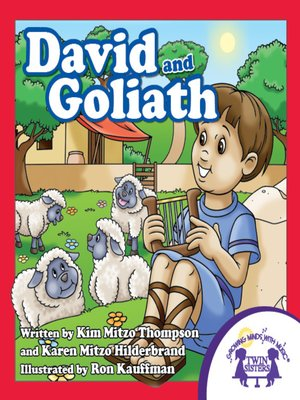 cover image of David & Goliath