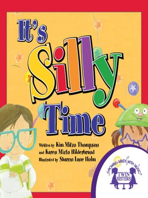 cover image of It's Silly Time