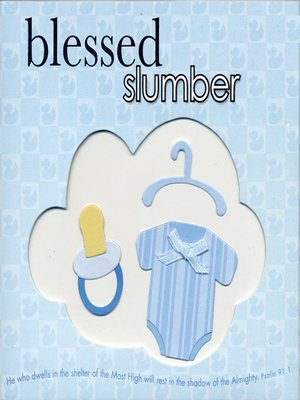cover image of Blessed Slumber