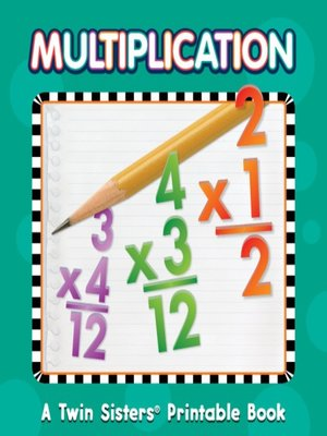 cover image of Multiplication Photographic Workbook