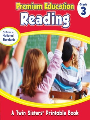 cover image of Premium Education Reading Grade 3
