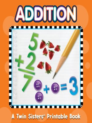 cover image of Addition Photographic Workbook