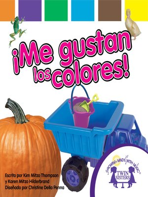 cover image of Me Gusta los Colores