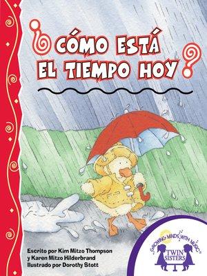 cover image of ¿Cómo Está El Tiempo Hoy?