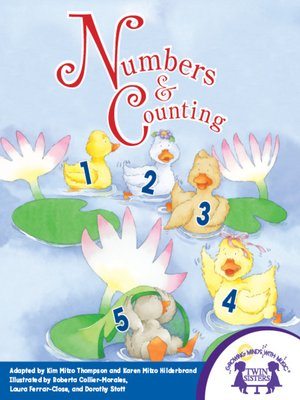 cover image of Numbers & Counting Sing & Learn