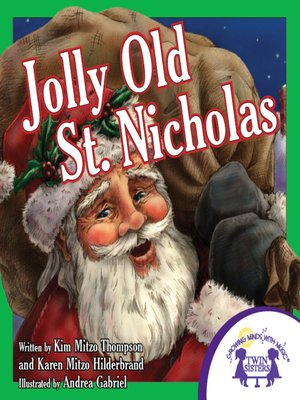 cover image of Jolly Old St. Nicholas