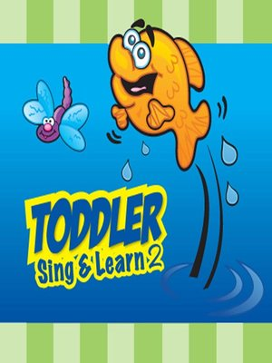 cover image of Toddler Sing & Learn 2